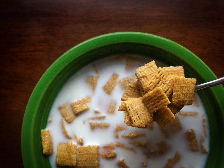Focus group about breakfast cereal