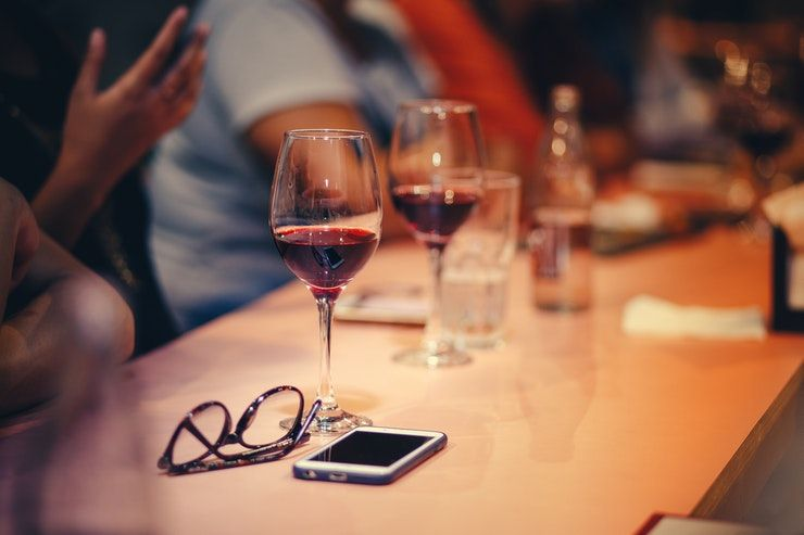 Online focus group for wine drinkers
